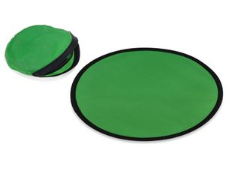 Фрисби Летающая тарелка, зеленая фото