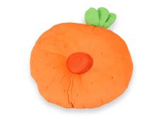 Музыкальная подушка Апельсин, оранжевый фото