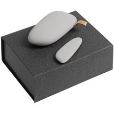Набор Cobblestone, средний, светло-серый фото