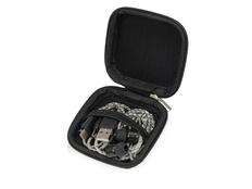 Набор In motion с наушниками и зарядным кабелем 3 в 1, серый фото