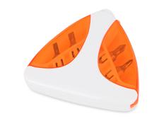 Набор отверток Лепесток, белый/ оранжевый фото