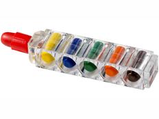 Набор восковых мелков Crayton, 6шт, разноцветный фото