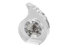 Настольные часы Шельф Ottaviani, прозрачный, серый фото