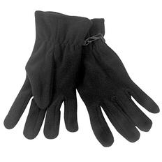 Перчатки женские Monti, черный фото