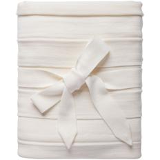 Плед Pleat, молочно-белый фото