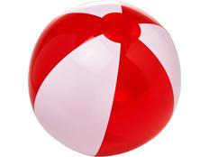 Пляжный мяч Bondi, красный/белый фото