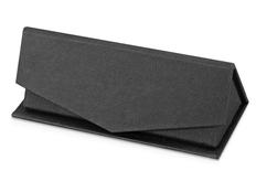 Подарочная коробка для флеш-карт треугольная, черный фото