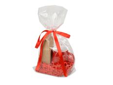 ПодарочныйнаборMattina с кофе, красный фото