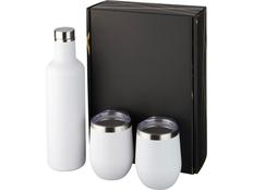 Подарочный набор Pinto и Corzo, белый фото
