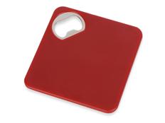 Подставка с открывалкой для кружки Liso, красная фото