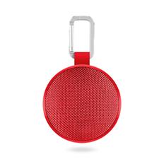 Колонка портативная Rombica Mysound BT 02, красная фото