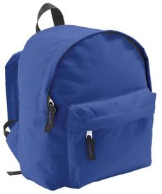 Рюкзак детский Rider Kids ярко-синий, 100% полиэстер, 600 D фото