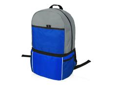 Рюкзак-холодильник Sea Isle, синий/ серый фото