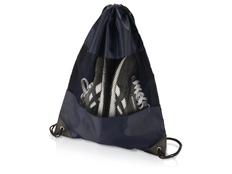Рюкзак-мешок Вспомогательный, темно-синий фото