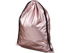 Рюкзак Oriole блестящий, розовый фото