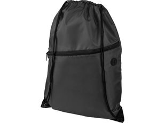 Рюкзак Oriole с карманом на молнии, чёрный фото