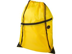 Рюкзак Oriole с карманом на молнии, жёлтый фото