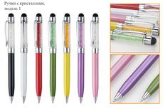 Ручки с кристаллами фото