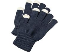 Сенсорные перчатки Billy, тёмно-синие фото