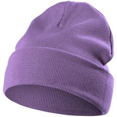 Шапка teplo Real Talk, фиолетовая фото