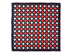 Шелковый платок Boogie, красный фото