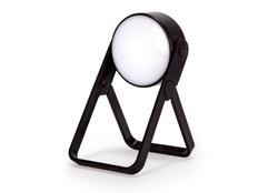 Складная лампа Spot Light, чёрная фото