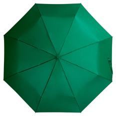 Зонт складной механический Unit Basic, зеленый фото