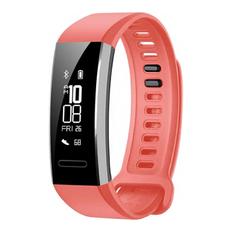 Смарт браслет Huawei Band 2 Pro, розовый фото