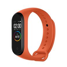 Смарт браслет Xiaomi Mi Band 4, оранжевый фото