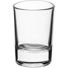 Стопка Basic, 55 мл, прозрачная фото