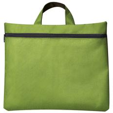 Сумка для документов Paper, зеленый, зеленый фото