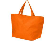 Сумка нетканая Maryville, 80 г/м2, оранжевый фото
