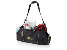 Сумка-органайзер для багажника автомобиля, черный фото