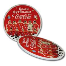 Сувенирные магниты (на картоне) фото