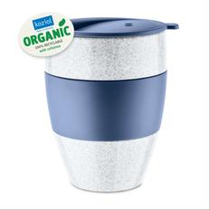Термокружка Aroma to go 2.0 organic, синяя, 400 мл фото