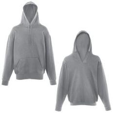Толстовка мужская Unique Hoodie, серый фото
