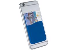 Футляр для кредитных карт, синий фото