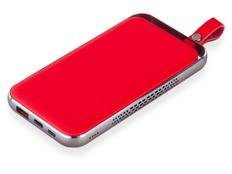 Внешний аккумулятор Rombica NEO Electron, красный, 10000 mAh фото