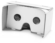 Очки виртуальные, из картона, Veracity, белые фото