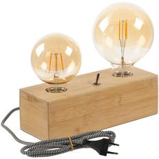 Интерьерная лампа Molti Loft Light, бежевая фото
