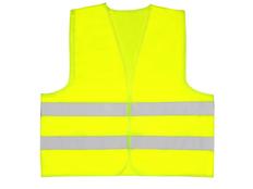 Жилет светоотражающий Неон, желтый фото