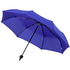 Зонт складной с карабином механический Molti Clevis, ярко-синий фото