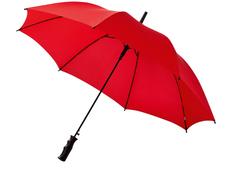Зонт трость полуавтомат Barry, ярко-красный фото