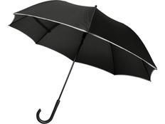 Зонт трость механический Felice, черный фото