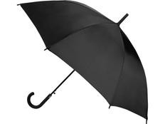 Зонт-трость Мигель, чёрный фото