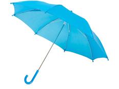 Зонт-трость Nina детский, голубой фото