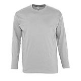 Футболка мужская MONARCH 150, серебряный/серый фото