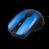 Мышь беспроводная RITMIX RMW-560, синяя фото