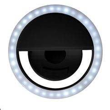 Подсветка для селфи SPOTLIGHT, чёрный фото