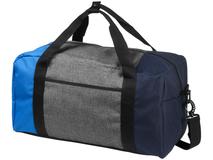 Универсальная сумка, 19 дюймов, серая с синим фото